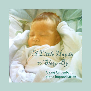 A Little Haydn to Sleep By cover art