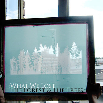 What we lost-EP cover art