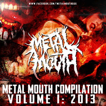 Metal Mouth volume 1 cover art