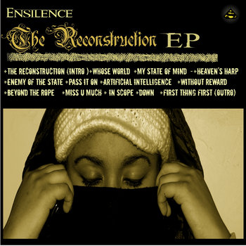 The Reconstruction EP cover art