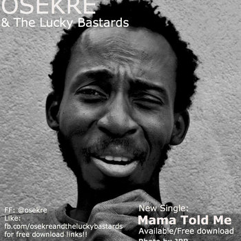 Mama Told Me cover art