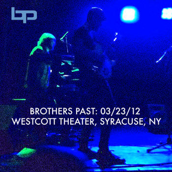 3/23/12 - The Westcott Theater - Syracuse, NY cover art