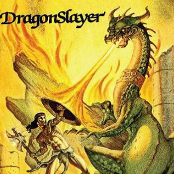 Dragonslayer cover art
