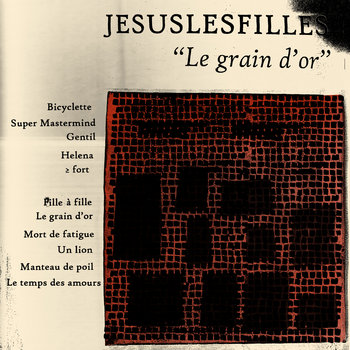 """Le grain d'or"" cover art"