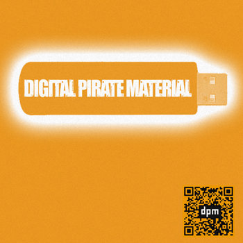 Digital Pirate Material cover art