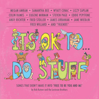 It's OK To Do Stuff cover art