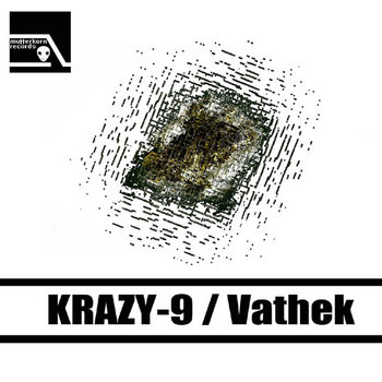 Krazy-9 / Vathek cover art