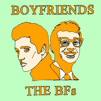 Boyfriends E.P. cover art