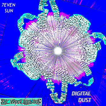 Digital Dust_Beat Tape 2006-2008 cover art