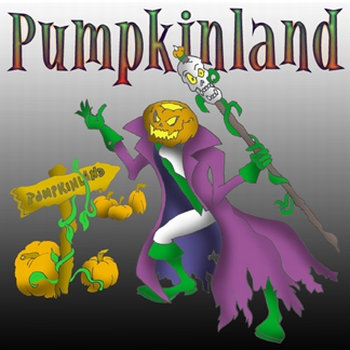Pumpkinland cover art