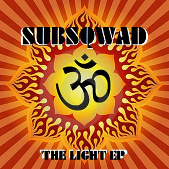 The Light EP cover art