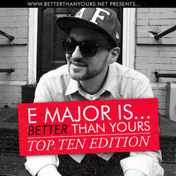 Better Than Yours Top Ten Edition cover art