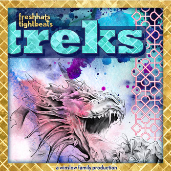 Treks cover art