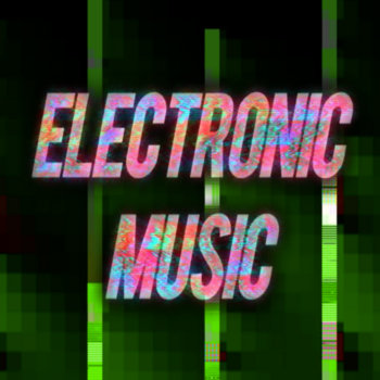 ELECTRONIC MUSIC cover art
