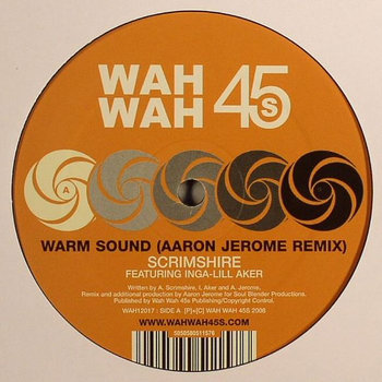 "Warm Sound 12"" cover art"