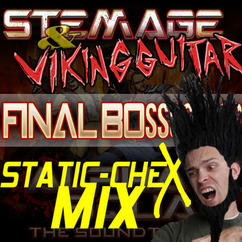 A.S.S. Final Boss (Static-Chex MIX) - feat VikingGuitar cover art