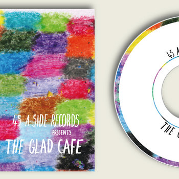 'The Glad Cafe Fundraiser' cover art