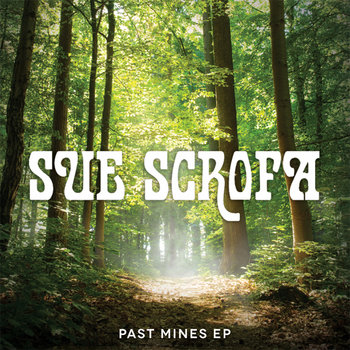 Past Mines EP cover art