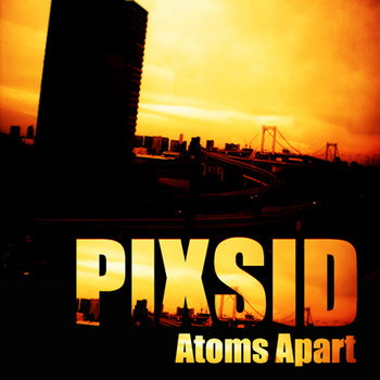 Atoms Apart cover art