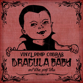 Dracula Baby and Other Pimp Tales cover art