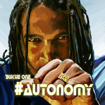 #Autonomy cover art