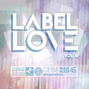 Label Love Vol. 3 cover art