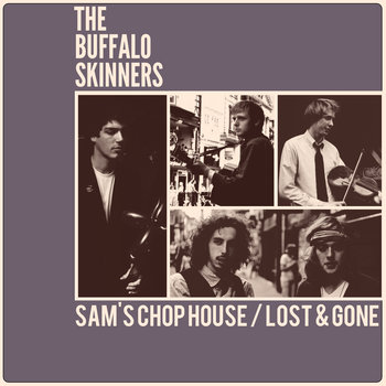Sam's Chop House/Lost & Gone cover art