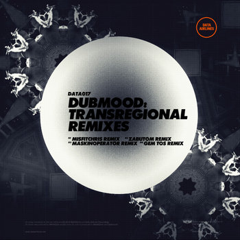 Transregional Remixes (DATA017) cover art