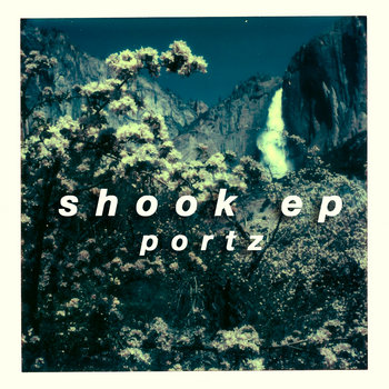 Shook EP cover art