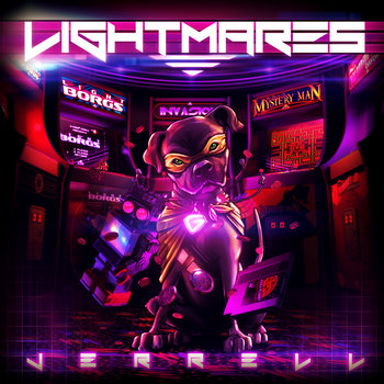 lightmares: a mental anime cover art