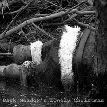 Dark Meadow&#39;s Lonely Christmas cover art