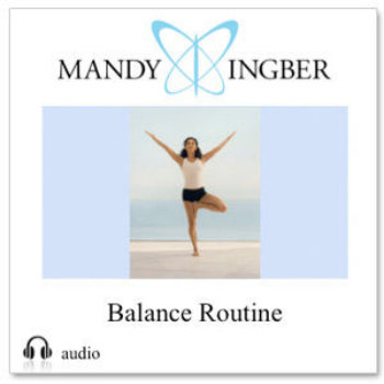 Balance Routine cover art