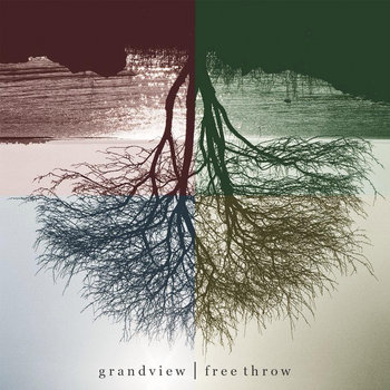 Grandview and Free Throw cover art