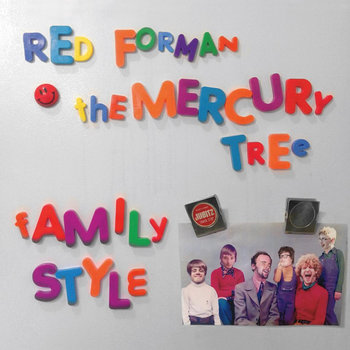 Family Style EP cover art