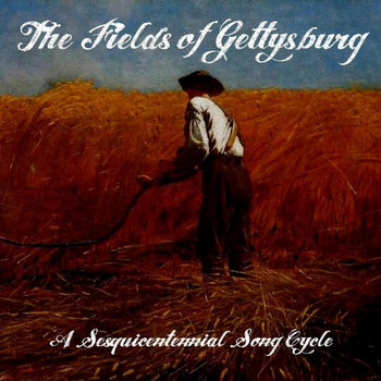 The Fields of Gettysburg cover art