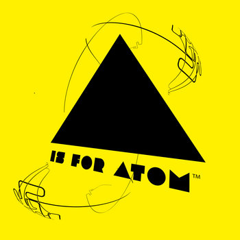 A is for Atom (EP) cover art