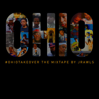 #OhioTakeOver The Mixtape cover art
