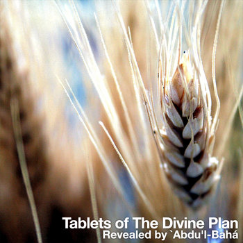 Tablets of The Divine Plan cover art
