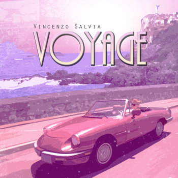 Vincenzo Salvia- Voyage E.P cover art