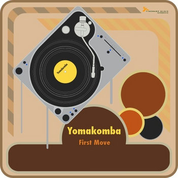 Yomakomba - First move cover art