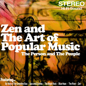 Zen And The Art Of Popular Music cover art