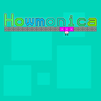 Howmonica OST cover art