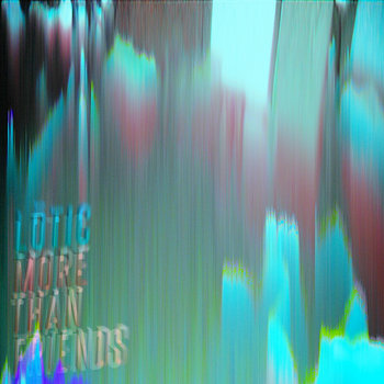 More Than Friends EP cover art