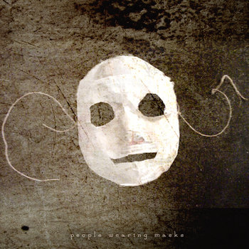 People Wearing Masks cover art