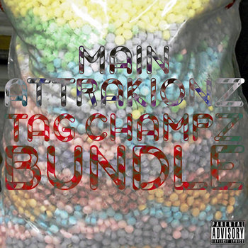 TAG CHAMPZ BUNDLE cover art