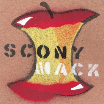 Scony Mack cover art