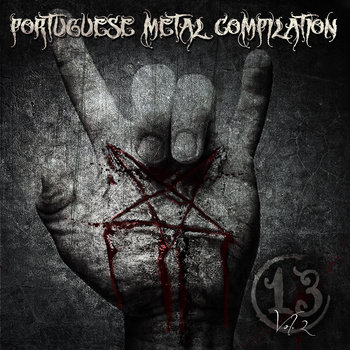 13 Portuguese Metal Compilation vol. II cover art