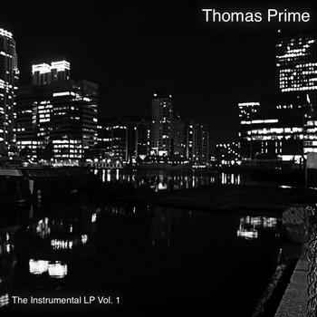 The Instrumental LP Vol. 1 cover art