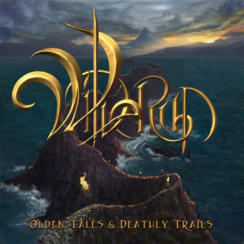 Olden Tales &amp; Deathly Trails cover art