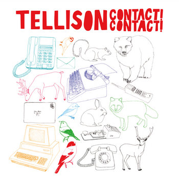 Contact! Contact! 5th Anniversary Reissue cover art